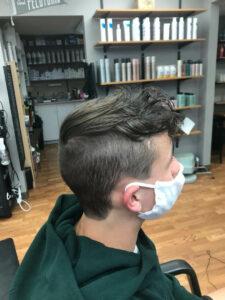 Mens haircut Pickerington