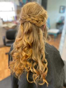 Prom hair Pickerington